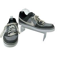 Nike Skate Sneakers Men's Size 12 Mogan 2 Gray Low Top Casual Athletic Shoes