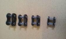 Verbindungsglied Typ E mit Feder  für Rollenkette Typ 10-A ETKR-10A-E