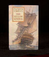 1997 The Yellow Admiral by Patrick O'Brian First Edition First Printing