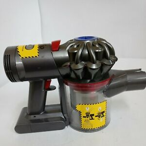 """For PARTS """"Dyson WC8-US-KGA0678A. pre-owned.It has no charger"""