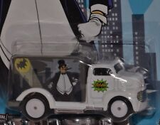 Hot Wheels BATMAN CLASSIC PENGUIN '49 Ford COE Pop Culture Awesome Graphics HTF