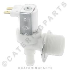 "FAGOR 12035389 230V SOLENOID VALVE 3/4"" IN 11.5mm OUT WITH 0.8L min RESTRICTOR"