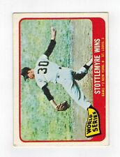 Stottlemyre Wins 133 (1965) EX 5