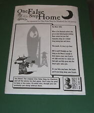 One False Step Home expansión for one False Step For Mankind