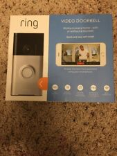 *New* Ring Video Doorbell, WiFi, Smartphone, Motion Sensing, , + warranty