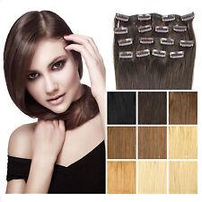 Dunkelbraune Markenlose Haarverlängerungen
