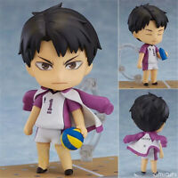 Anime Haikyuu!! Ushijima Wakatoshi Figure Model Toy 10cm New