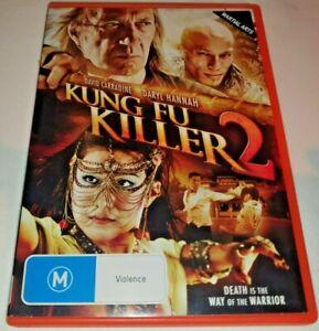 Kung Fu Killer 2 DVD