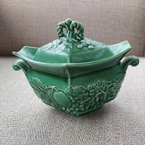 """Royal Worcester Crown Ware """"Fruits""""Tureen - Collectable."""