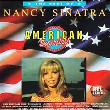 NANCY SINATRA / THE BEST OF - CD * VERY RARE *