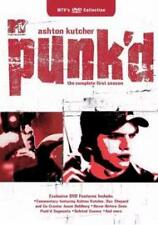 PUNK'D COMPLETE FIRST SEASON SERIES 1 - BRAND NEW AND FACTORY SEALED