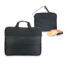 "Small Laptop Bag Sleeve Case Pouch Computer Zipper Black to Fit 10.1"" Laptop"