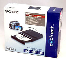 Sony DVDirect Express DVD WRITER Multi-Functional VRD-P1