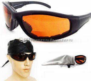 Z87 Motorcycle Bifocal Sunglass Readers HD Blue Light Block +1.50 2.00 2.50 3.00