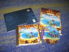 Die Siedler II: Gold Edition (PC) mit HANDBUCH und WELTAtlas kpl. deutsch