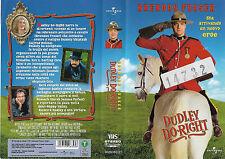 DUDLEY DO-RIGHT (1999) vhs ex noleggio