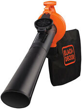 2400W Leaf Blower and Vacuum