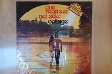 COLLAGE -- Due ragazzi nel sole -- LP -- Ariola -- 28875 OT -- 1977 -