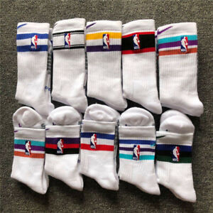 Nike Elite NBA Socks - Team Colorways - Lakers,Nets,Warriors, Jordan and more!