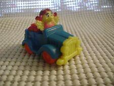 McDonald's BIRDIE the Early Bird blue apple truck car 1993 McDonaldland vtg toy