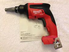 New Milwaukee Fuel 2866-20 18V 18 Volt Brushless Drywall Screw Gun Drill