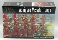 Pike & Shotte 202014003 Ashigaru Missile Troops (Age of Warring States) Japan