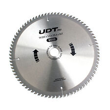 Woodworking Tipped Saw Tungsten Blade Hands Tool 10Inches 255×3.0×25.4×80T