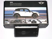 BMW/Mini Countryman Pressemappe/Press Launch Media Info Kit+USB-Stick=MP5-Player