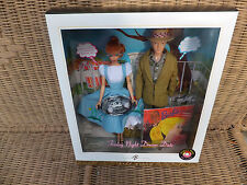Barbie and Ken Gift Set Friday Night Dream Date 2006 Gold Label with CD NRFB MIB