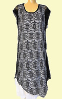 plus size XXS / 12 TS TAKING SHAPE Time To Shine Dress 2-in-1 lace NWT rrp$170!