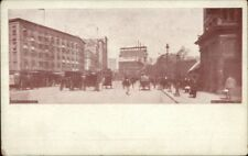 New York City Madison Square c1900 Private Mailing Card