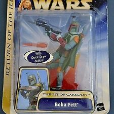 Star Wars Figurine   BOBA FETT  Return To The Jedi 2003 The Pit Of Carkoon