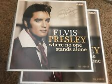 Elvis Presley Lithograph signed by Lisa Marie (Numbered)