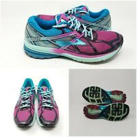 Brooks Ravenna 6 Purple Athletic Running Tennis Shoes Sneaker Womens Size 9.5