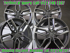 "20"" 3S GMF ALLOY WHEELS FITS AUDI A5 S5 A6 S6 A7 A8 S8 VW PHAETON"