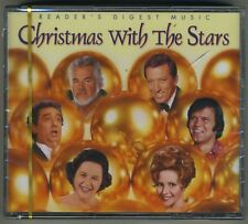Christmas With The Stars Readers's Digest Music 60 Songs 3-Discs CD Kenny Rogers