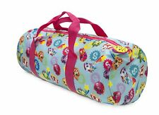 Shopkins Overnight Duffle Carry Bag with Kooky Cookie zipper Pull
