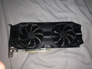EVGA GEFORCE RTX 2060 SUPER SC ULTRA