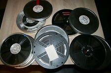 Super 8 Filme Privat 5 Rollen auf 180 Meter Spulen in Dosen Optisch gut erhalten