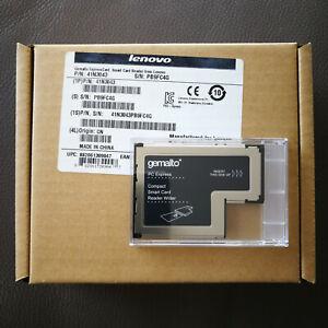 LENOVO Gemalto 54mm PC Express Smart Card Reader Writer 41N3043 BNIB KH2