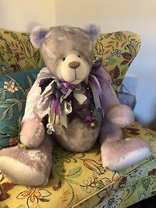 Gilmur Rudley Teddy Bear Bery Large