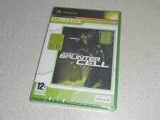 TOM CLANCY'S SPLINTER CELL 1 - XBOX GAME / + 360 & ONE - ORIGINAL - free uk p&p