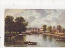 Twickenham On Thames RF McIntyre 1905 Tuck Postcard 734a