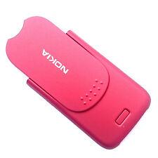 Couverture de batterie pour Nokia N73 arrière rouge appareil photo arrière de logement diapositive fascia