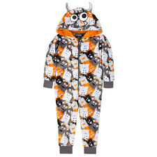 Infant Boys Halloween Costume Kigurumi Tiger Monster Superhero All In One