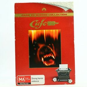 Cujo Special Collectors Edition DVD Slipcase Horror Stephen King Tracked Post