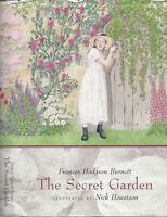 The Secret Garden--Frances Hodgson Burnett (2000, Illustrated, Hardcover)