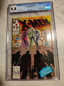 X-Men Uncanny CGC 9.4