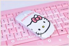 Hello Kitty Wireless Mouse FREE SHIPPING
