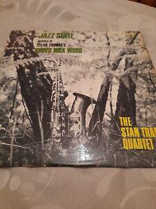 Stan Tracey Quartet Under Milk Wood,  Columbia  33SX 1774. Mono.